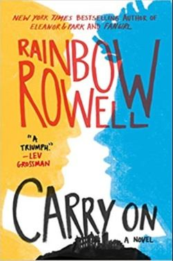 Carry On: The Rise and Fall of Simon Snow
