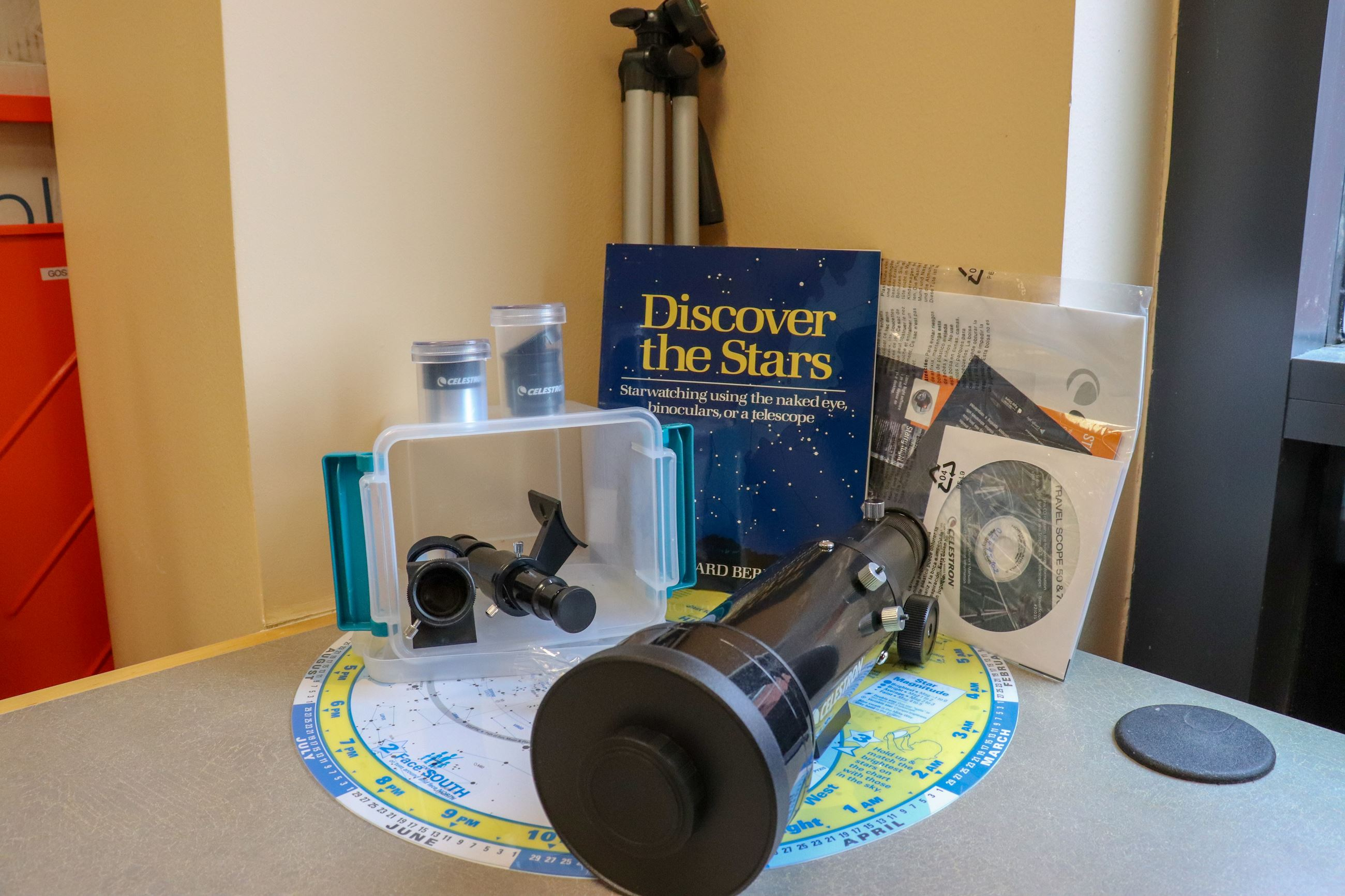 Astronomy Make Its Kit