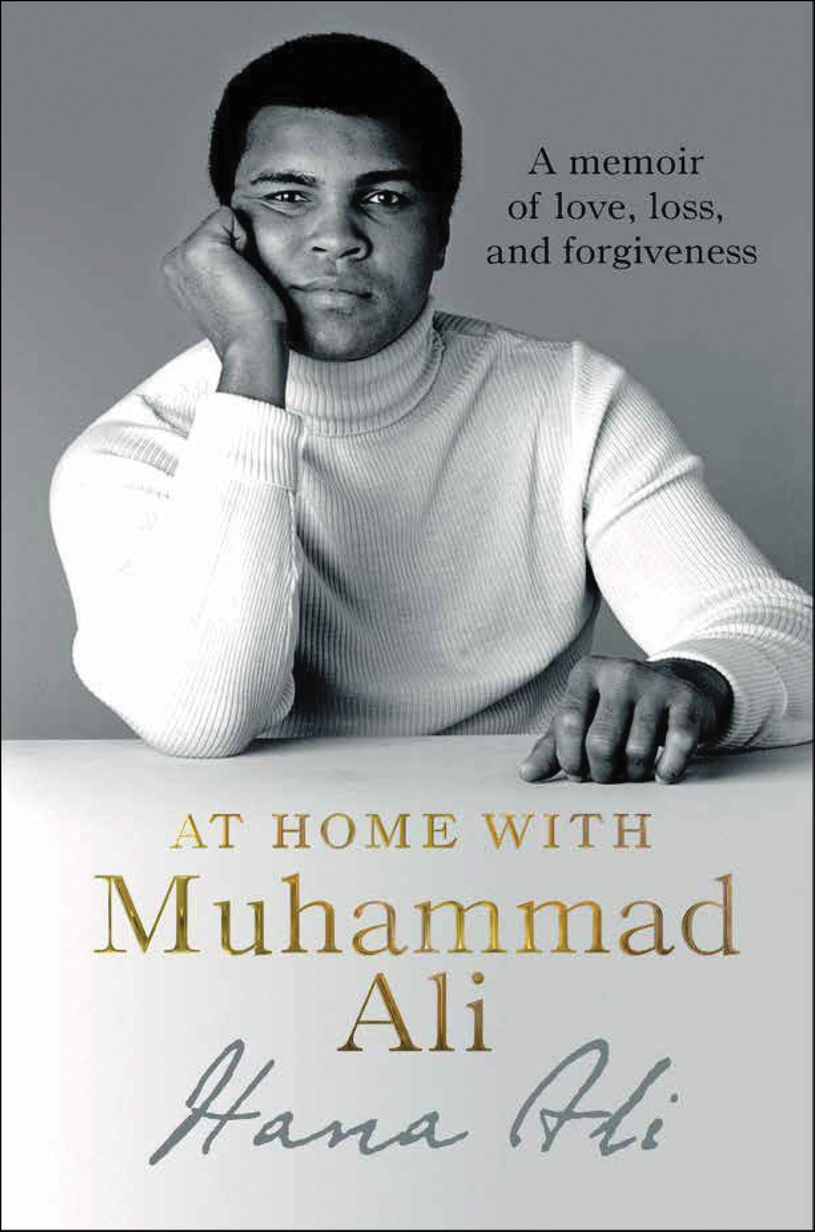 At Home with Muhammad Ali