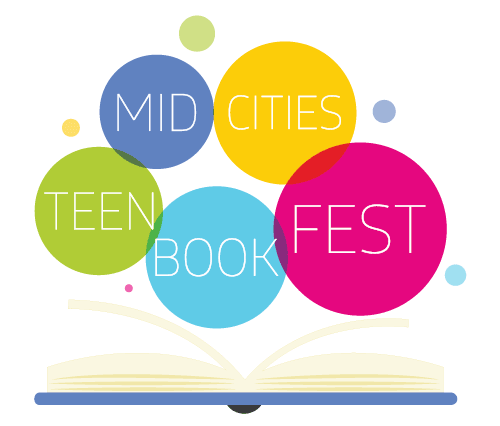 Mid-Cities Teen Book Fest logo