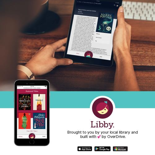 Libby by OverDrive - ebooks and eaudiobooks